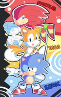 Sonic Mania by Domestic-hedgehog