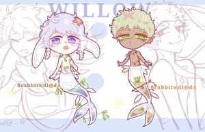 [Closed]willows guest artist~ by Brabbitwdl