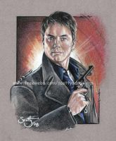 Captain Jack Harkness by scotty309