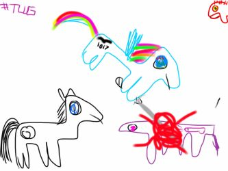 Mlp Rainbowdash hot lezbo action by Hotcomicssotrill