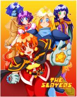 The Slayers by Himoki