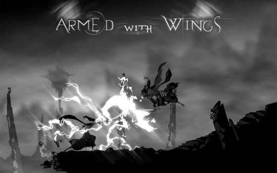 Armed with Wings by D-SuN