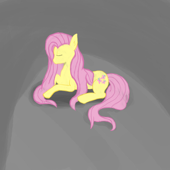 Simple Fluttershy by GuruGrendo