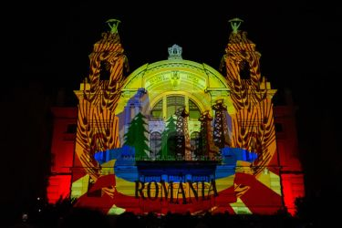 National Day of Romania by mariussyka