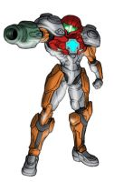 Samus PED by AIBryce