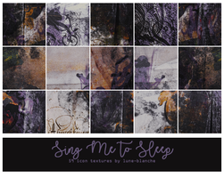 Sing Me to Sleep - Icon Textures #58 by lune-blanche