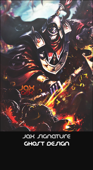 JAX Signature HD by ghost189291