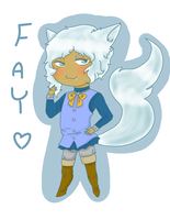 Kitty-CanCan-Cafe - Like a Little Sir - Fay by fuzzy-bean