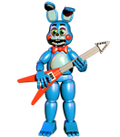 Toy Bonnie V9 by Spinofan10