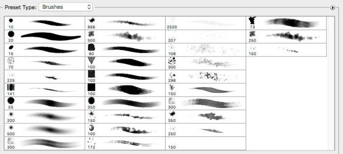 Photoshop Brushes by JBellio