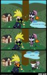 Player 1 hates Animal Crossing by Gx3RComics