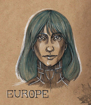 OC: Europe Frank by caffea