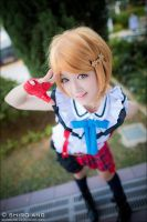 Cosfest 2013 - Love Live! by shiroang