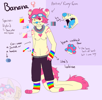 Banana ref by HuntyyOpium