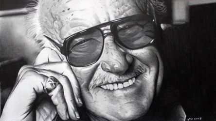 Stan Lee 2 by donchild