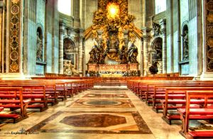St Peters Basillica by Exploding-Art