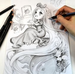 Tangled by Naschi