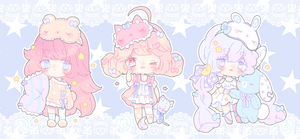 sweet dream lullaby adopts | SALE by Hacuubii