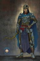 Fingolfin:High King Of Noldor in Beleriand by MuratCALIS