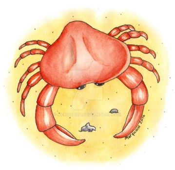 The crab by Merquana