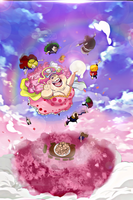 One Piece Chapter 900 Big Mom Wedding Cake Mother by Amanomoon