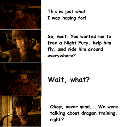 HTTYD Funny by ShortyLego