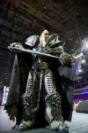 Arthas Menethil at stage by Aoki-Lifestream