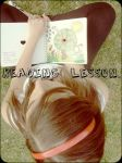 reading lesson. by thesubliminalbeauty
