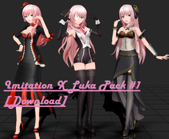 Imitation X Luka Pack #1 [Download] by FlyingSpirits-P
