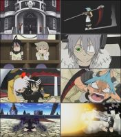 SOUL EATER GENDER BENDER EP 6 by Hetaeater