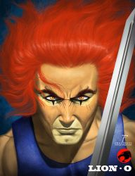 Lion - O by Prestegui