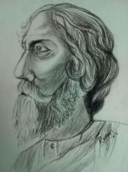 Our Great.........Rabindranath Tagore!!!!!!!!! by Rupam123