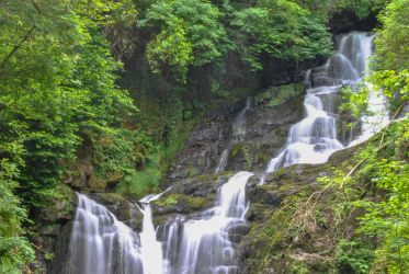 Torc Waterfall by Yunners