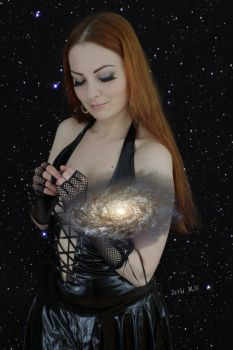 Growing Mistress Amarie Tinuviel 5 by ZituKX