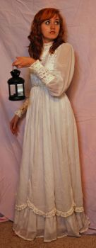 Nightgown with Lantern 5 by Valentine-FOV-Stock
