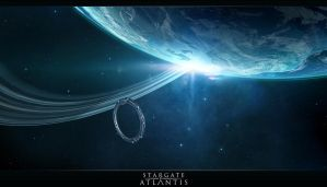 Stargate Atlantis Tribute by Alienphysique