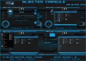 : : Injected Capsule : : by Mr-Blade