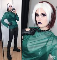 Rogue - Xmen Evolution by Kinpatsu-Cosplay