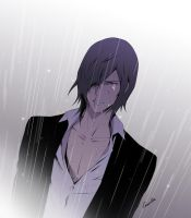 Noblesse: M-21 crying in the rain by camellia029
