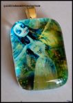 Corpse Bride Pendant by quidditchmom