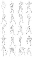 male poses chart 01 by THEONEG