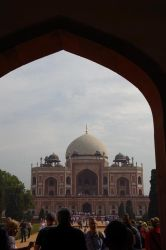 tomb of Humayun 1 by christophf