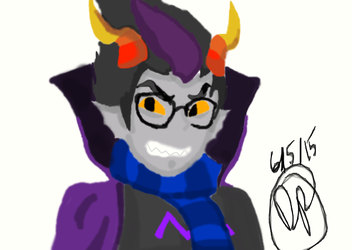 ERIDAN AMPORA by sparksfly04