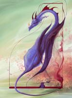 Dragon by annick