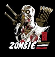 Zombie Storm Shadow by J5ALl53VRY
