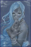 Mermaid's Touch by Katerina-Art