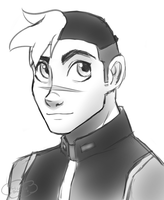 Shiro by CloudDoodle