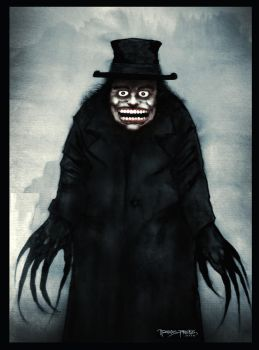BABADOOK by Fingideon