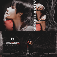 SINGULARITY Edition 3 Kim Taehyung by Porcelain by ItsPorcelain