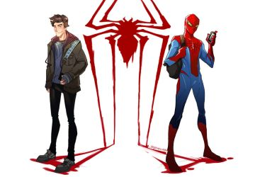 The Amazing Spider Man by biggreenpepper